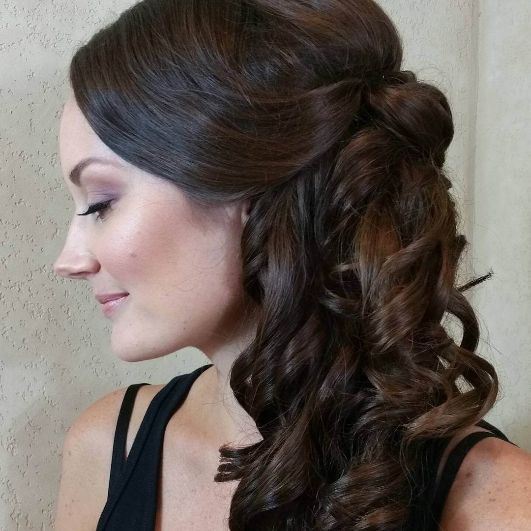 Wedding Hairstyle Download: 25+ Curly Wedding Hairstyle Ideas, Designs
