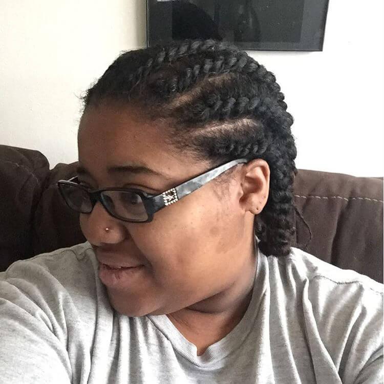 natural hair styles 1