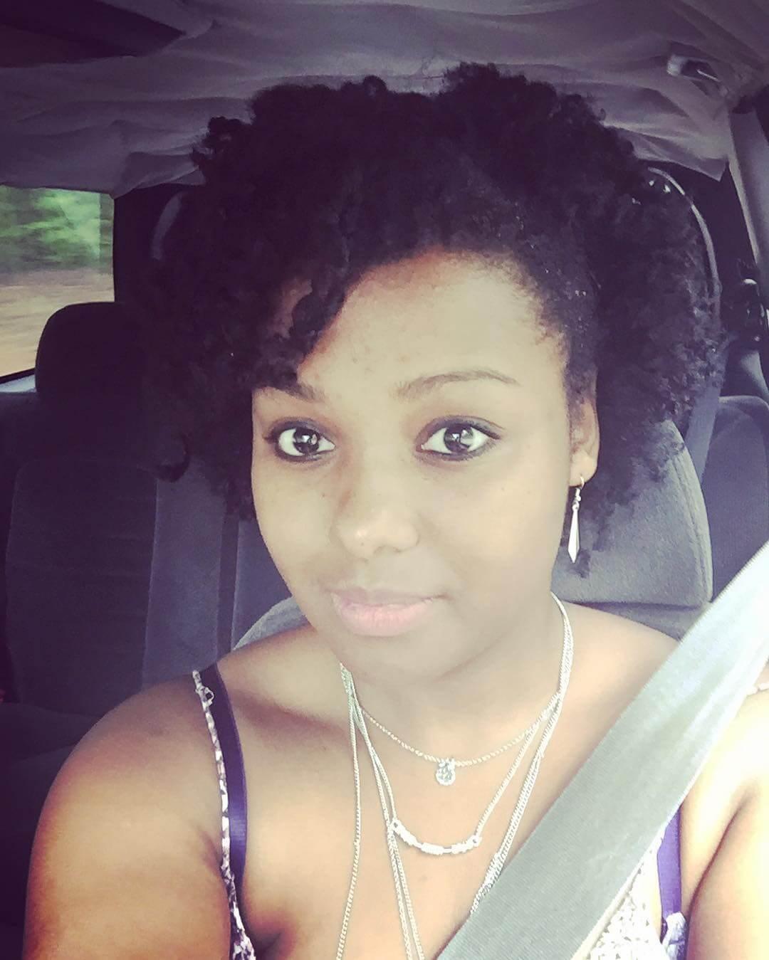 short natural hair for black women 1