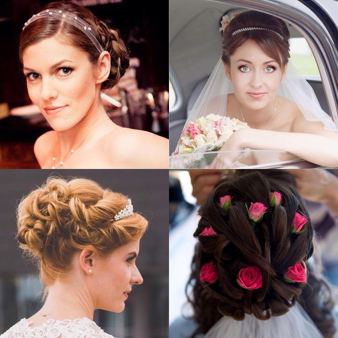 Different Types Of Wedding Hairstyle Trends