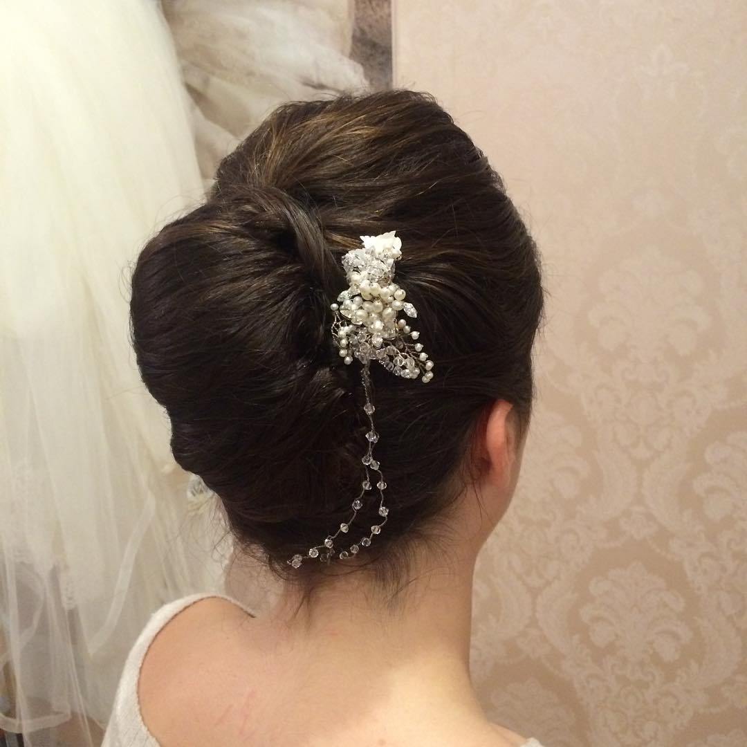 Modern Wedding Hairstyle Trend