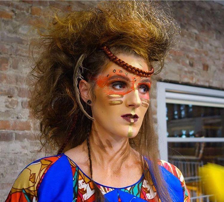 21 Tribal Makeup Designs Trends Ideas Design Trends