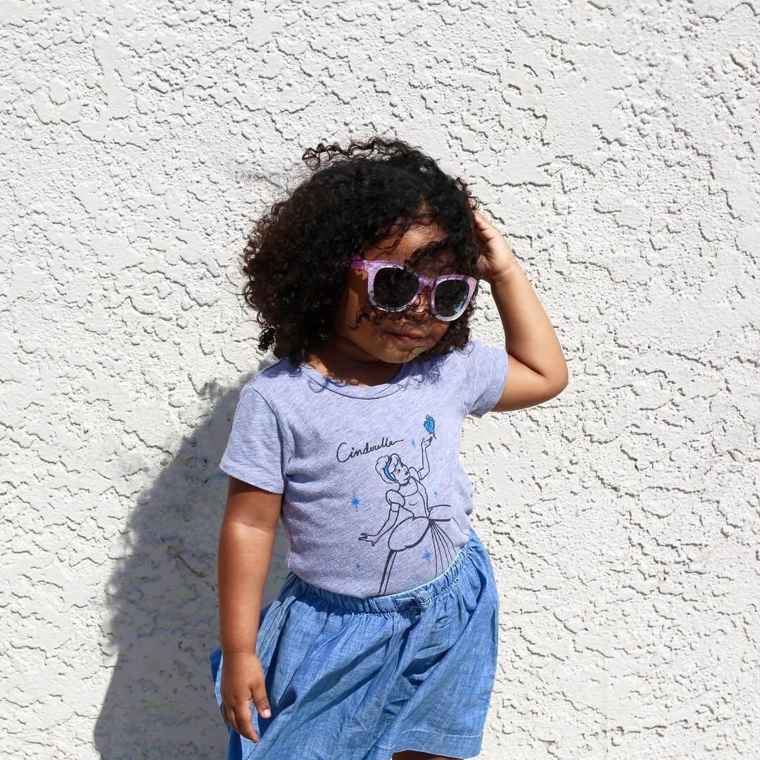 stylish kid natural hairstyle 1