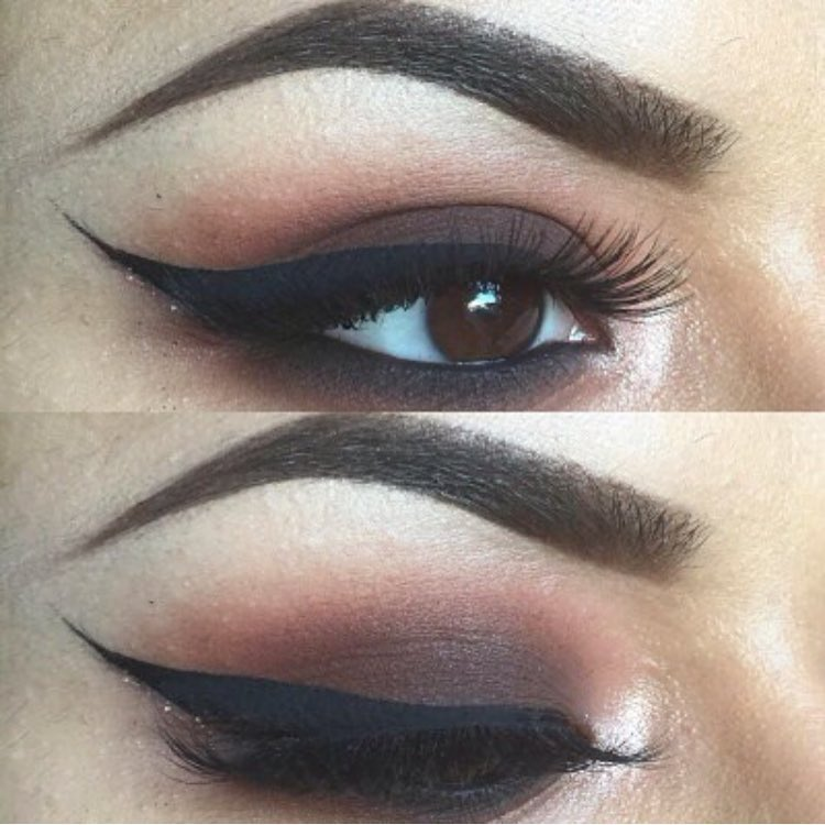 Latest Trendy Eye Makeup