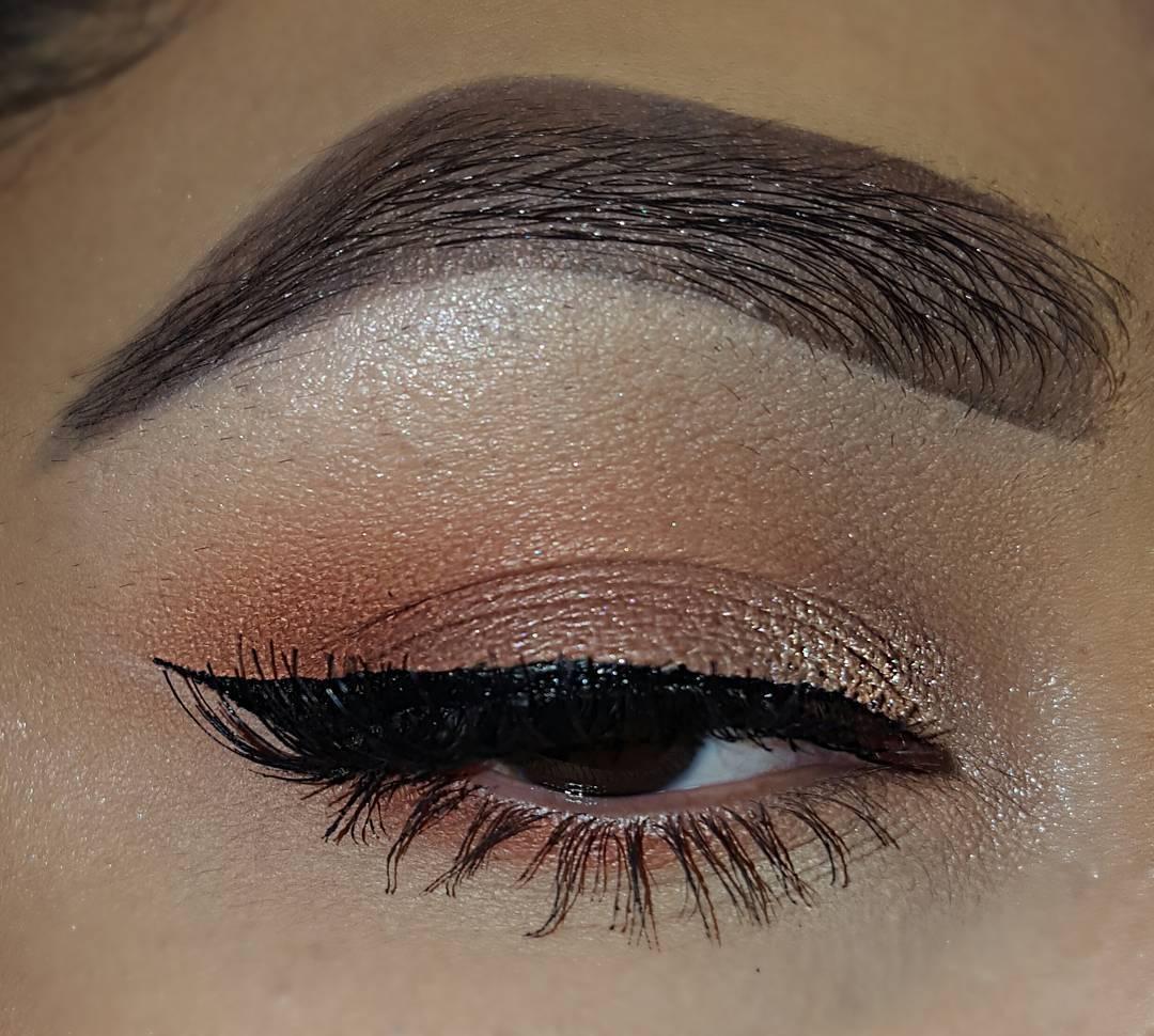 eye makeup for brown eyes
