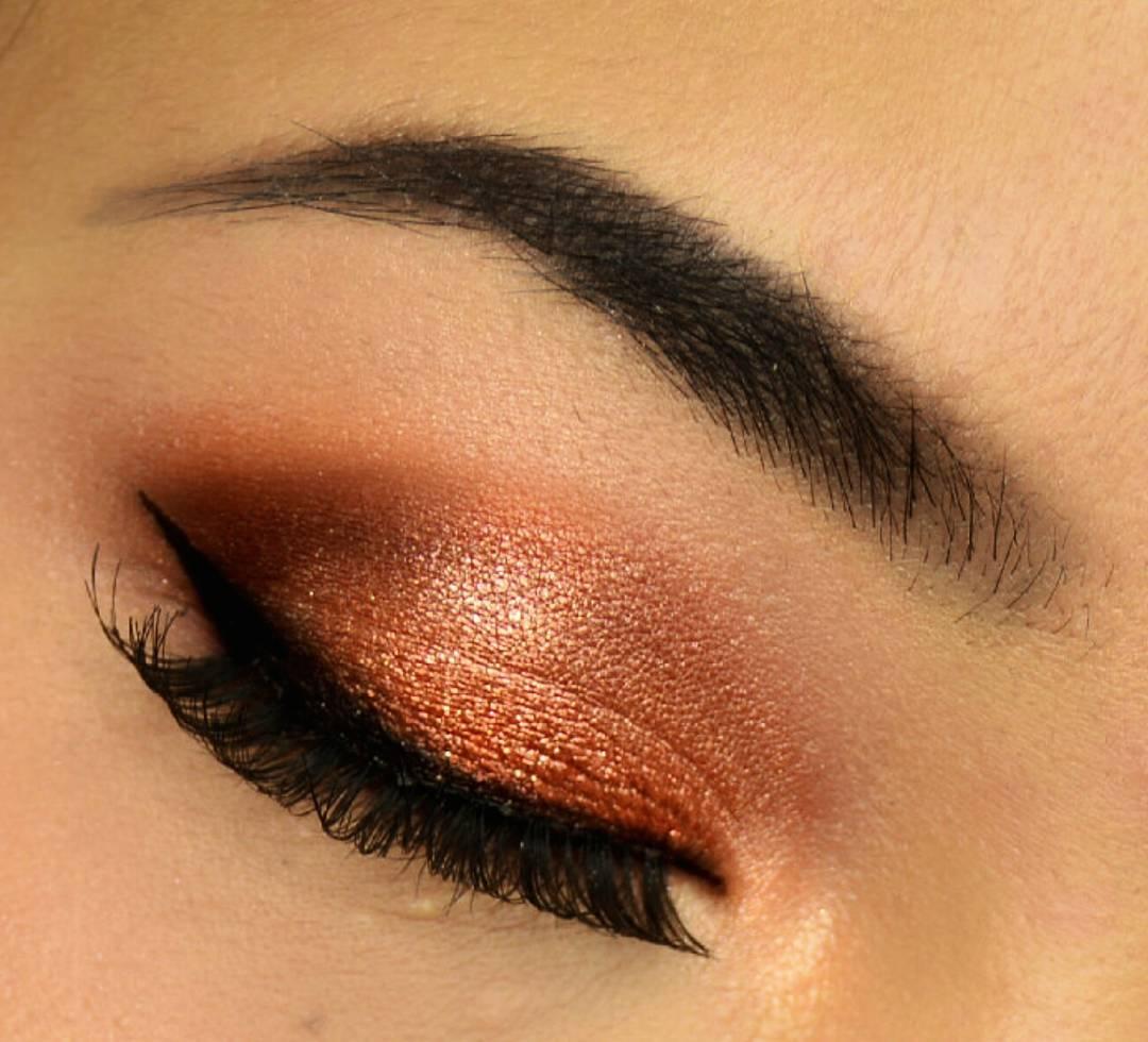 elegant eye makeup for parties