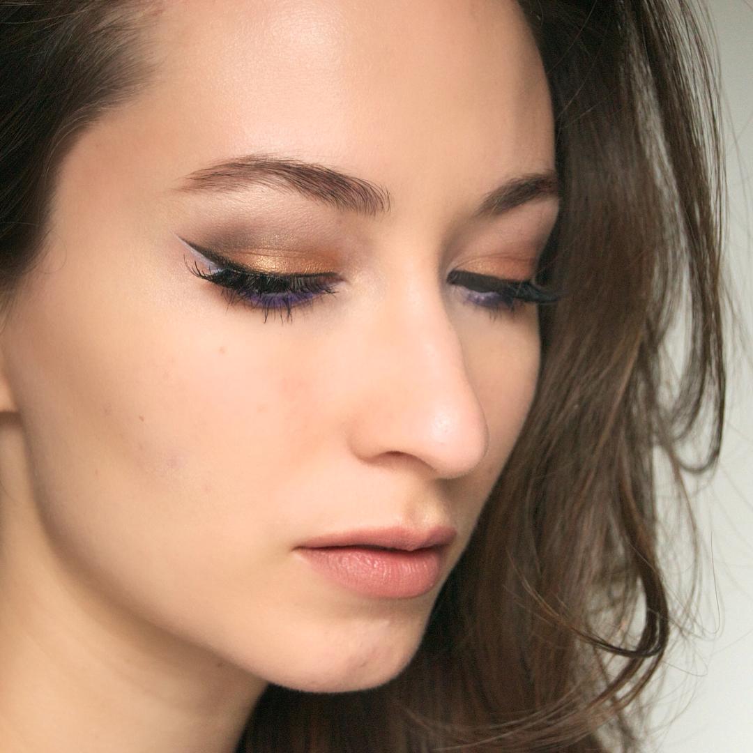 Bronze Makeup For Beautiful Women
