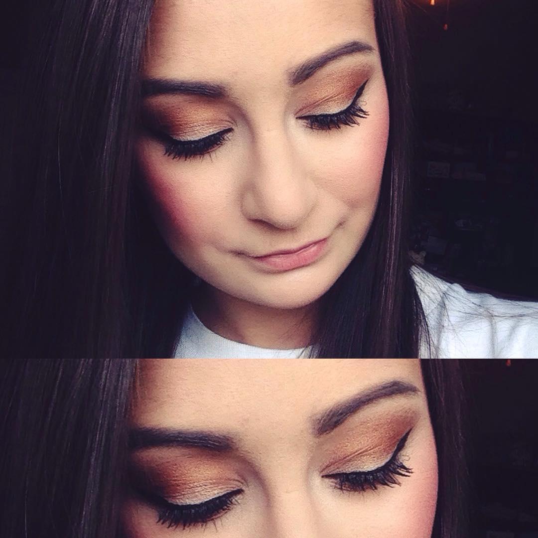 beautiful eye makeup design