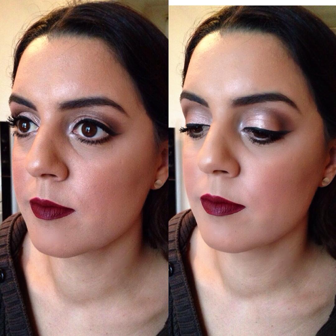 attractive bronze makeup idea