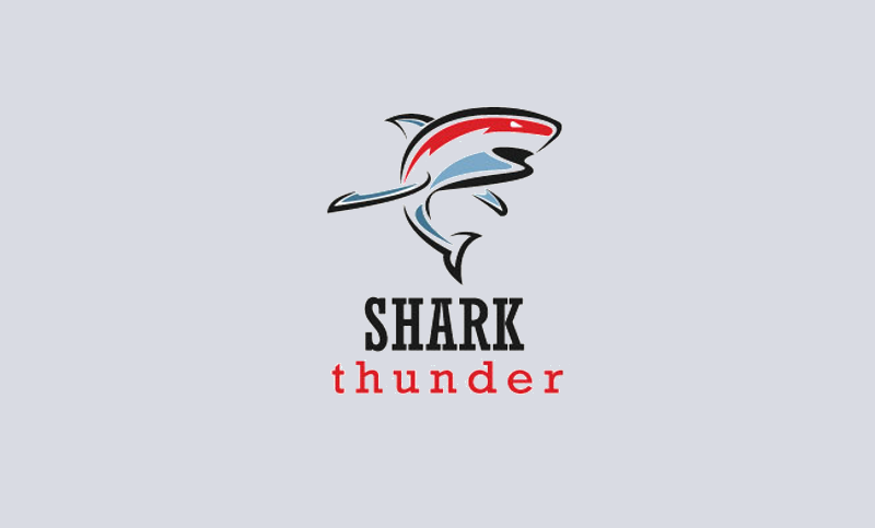 Shark Logo for Rock Band