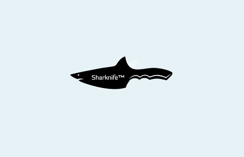 Shark Logo for Apparel