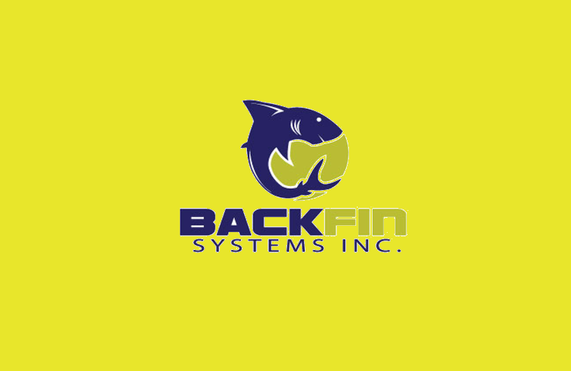 Shark Knife Logo Design