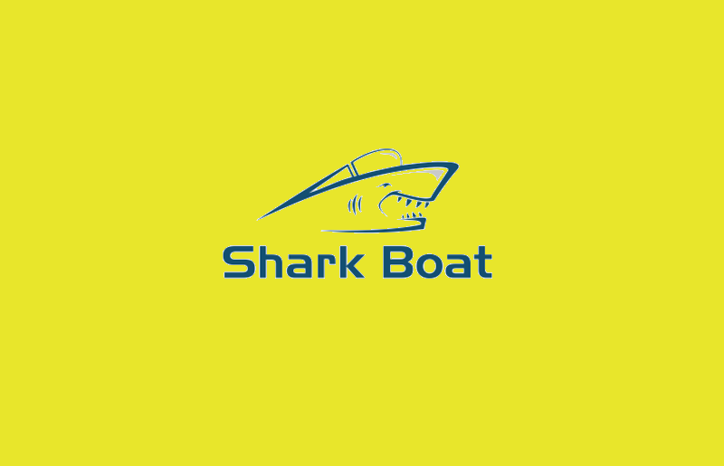 Shark Logo for Media