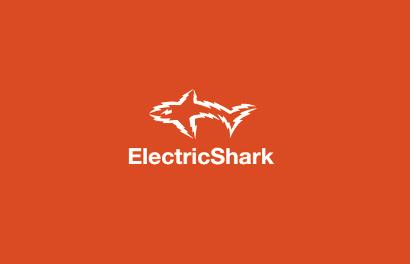 Simple Shark Logo Design