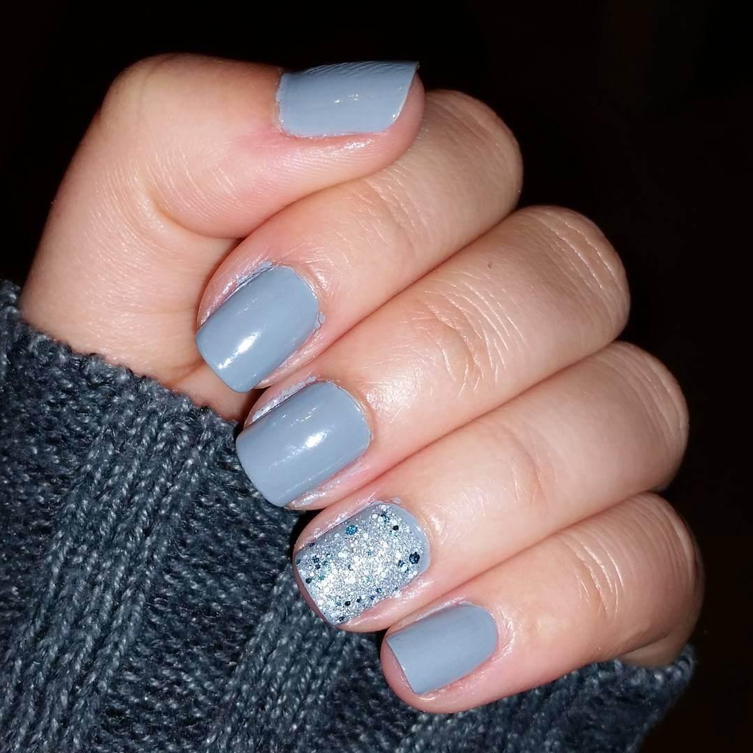 finger diy nail design 1