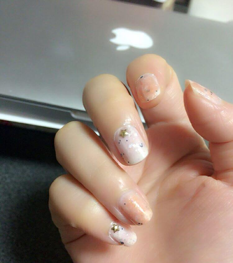 Nice Color Diy Nail Art Design (1)