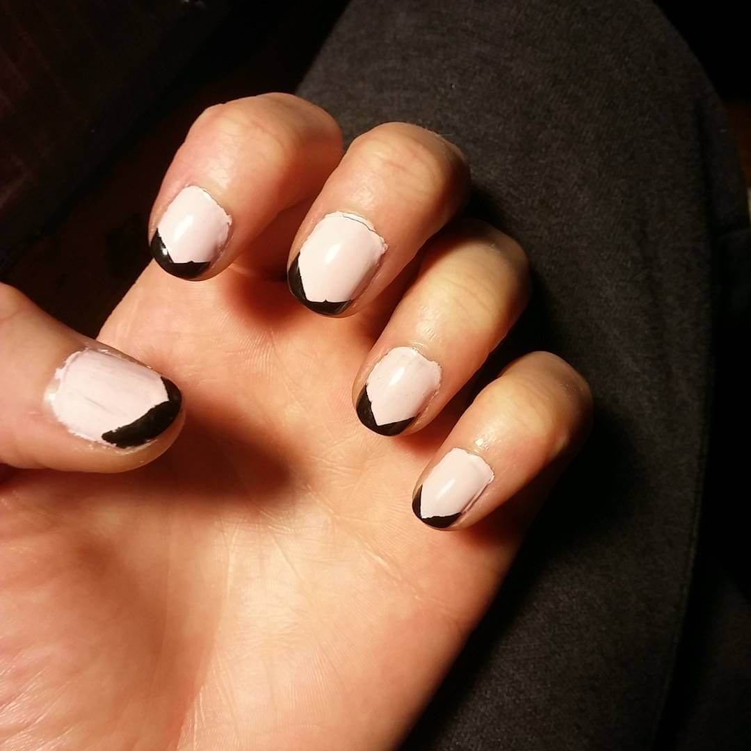 28 diy nail art designs ideas design trends premium for Diy shoes with nail polish
