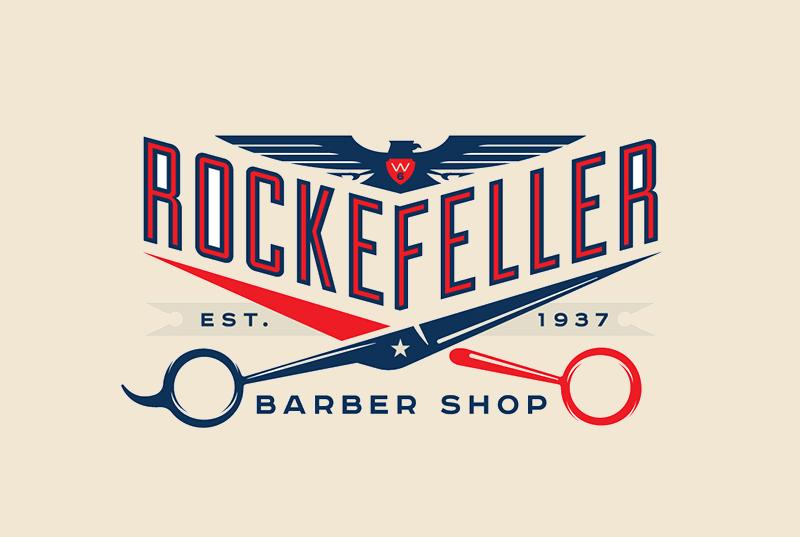 logo design for barber shop