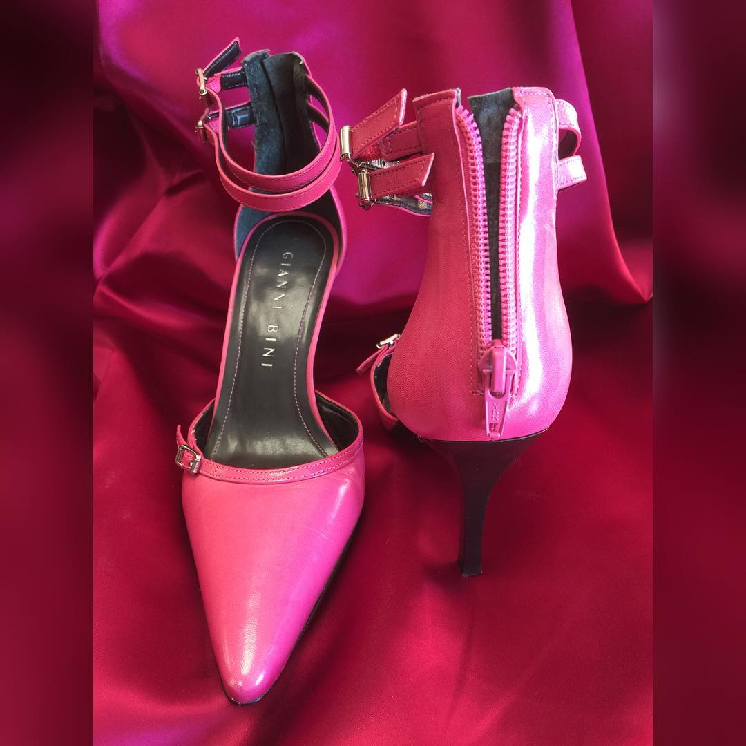 Pretty Pink high Heels For Women