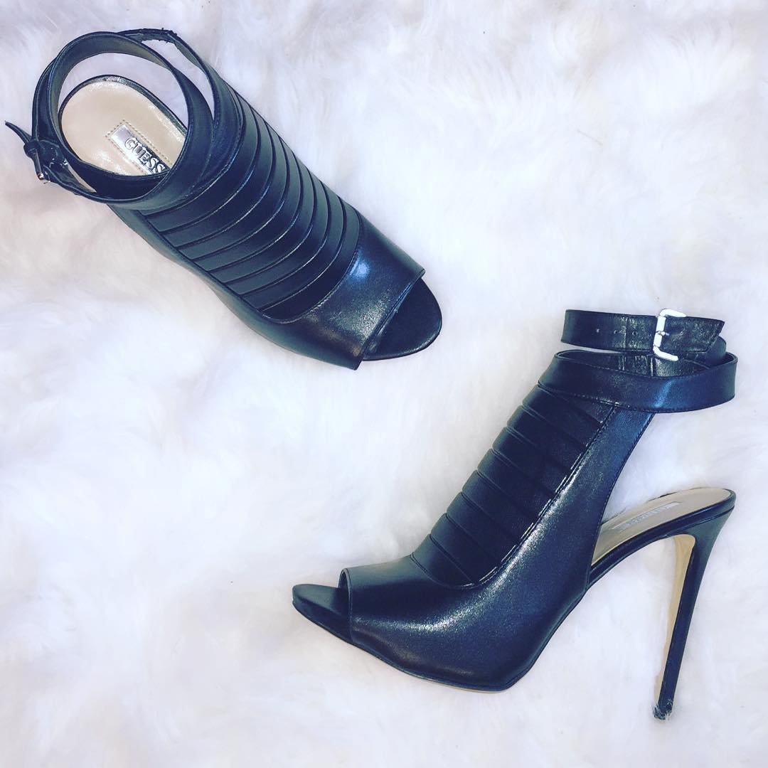 trendy ankle strap shoes