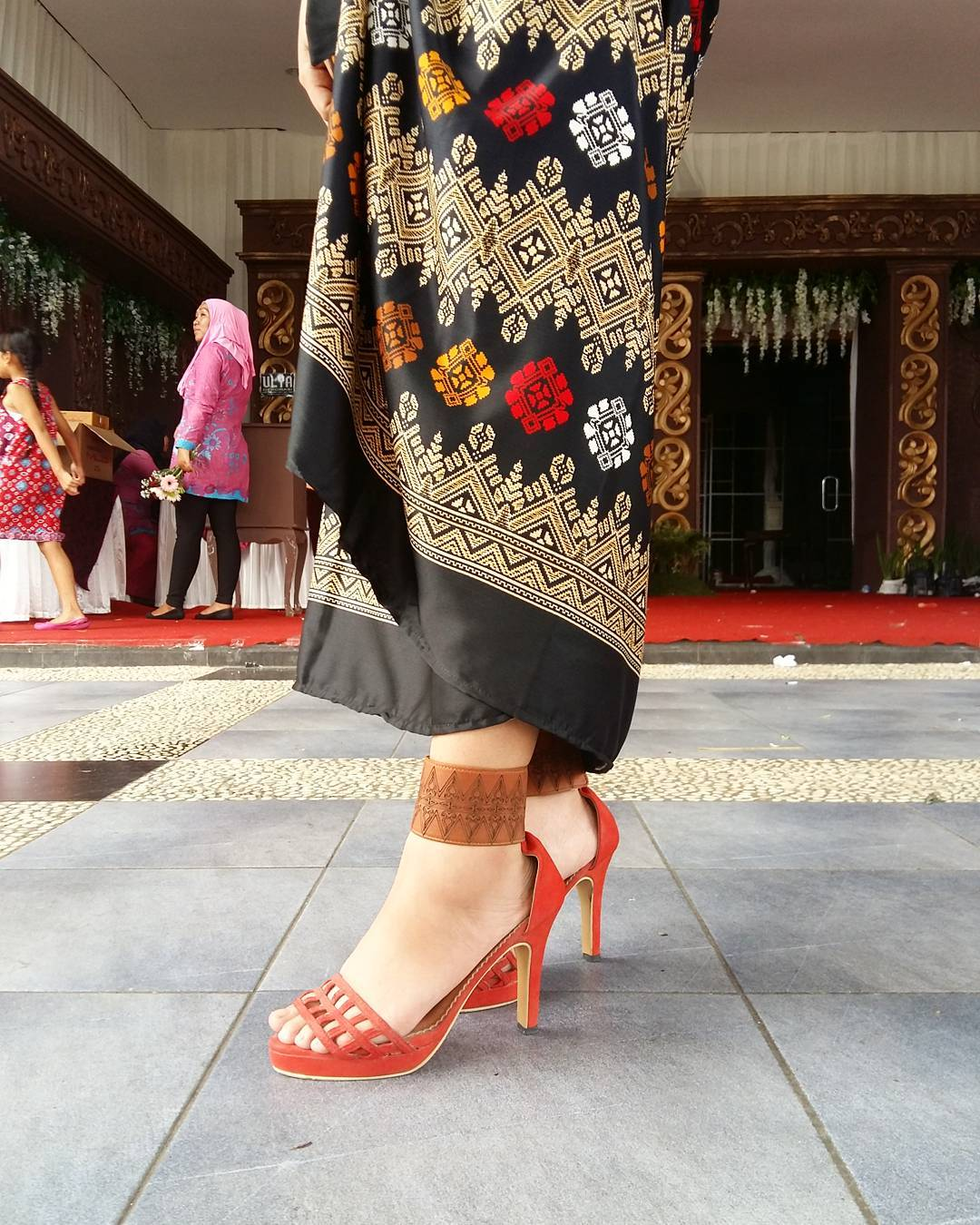 Ethnic Heels For Beautiful Women