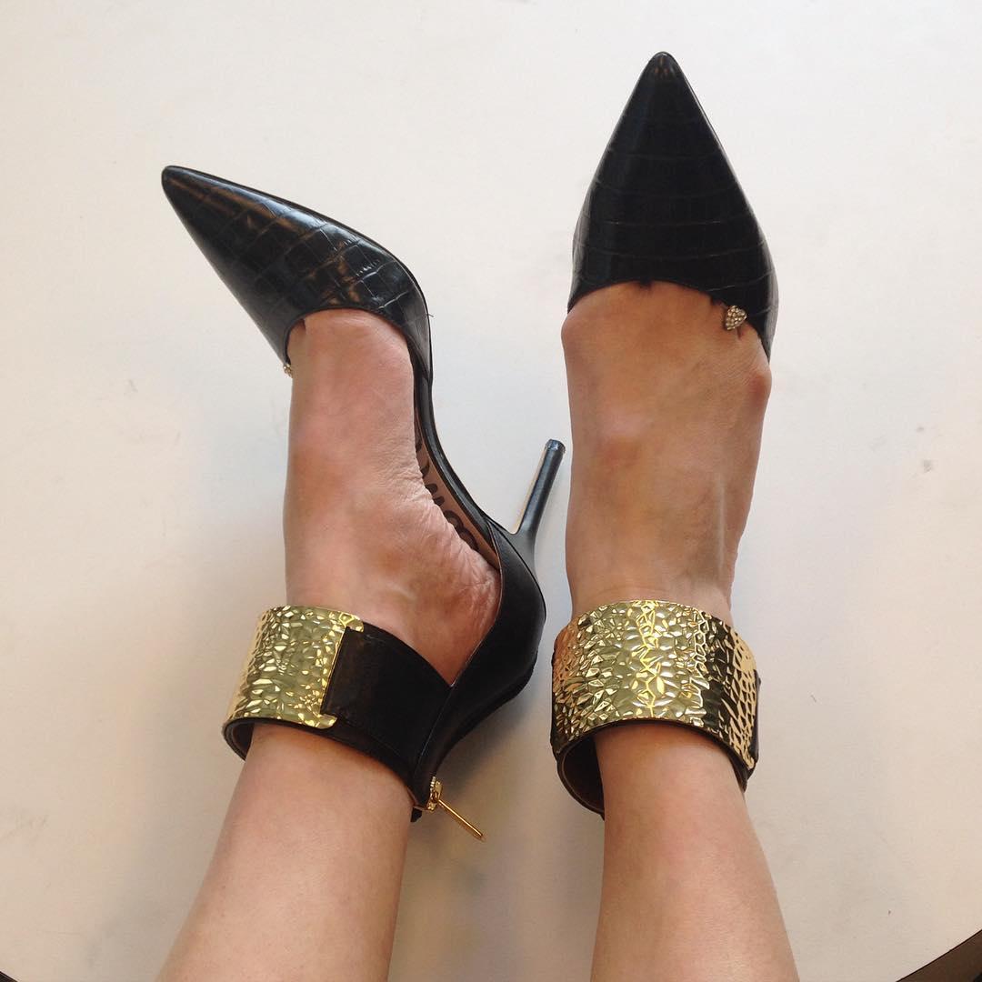 28 ankle strap heel designs trends design trends. Black Bedroom Furniture Sets. Home Design Ideas
