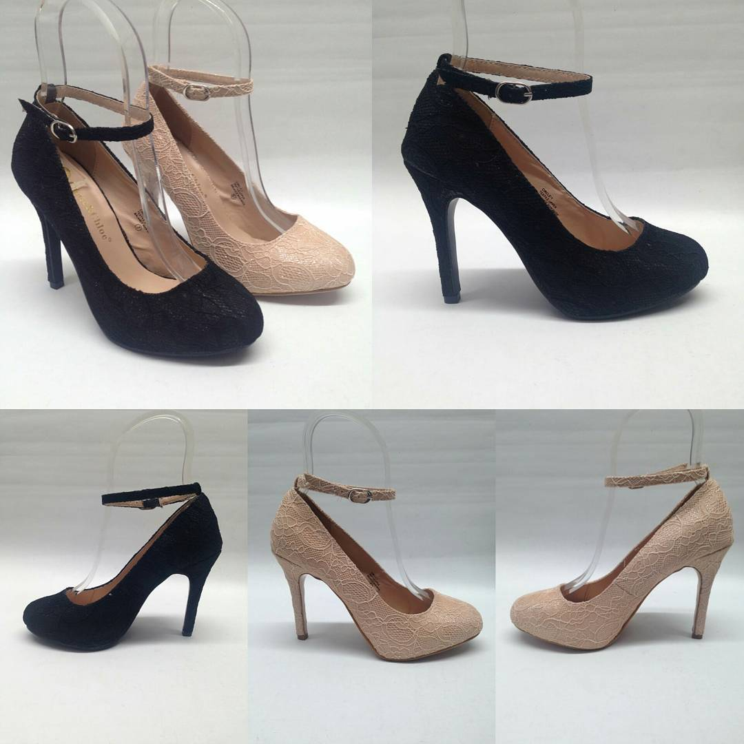 Ankel Strap Heels For Parties