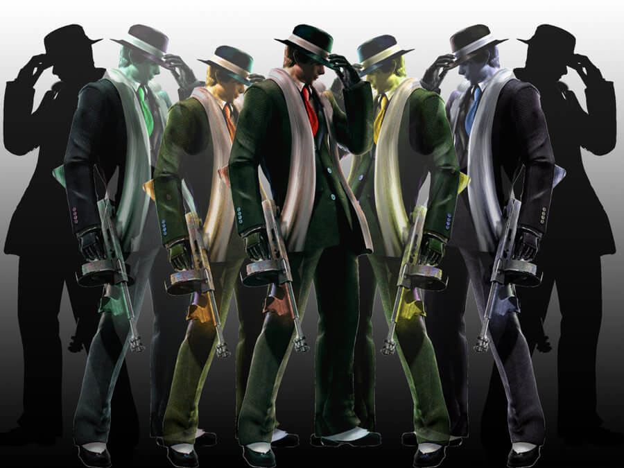 Gangsters Wallpaper HD