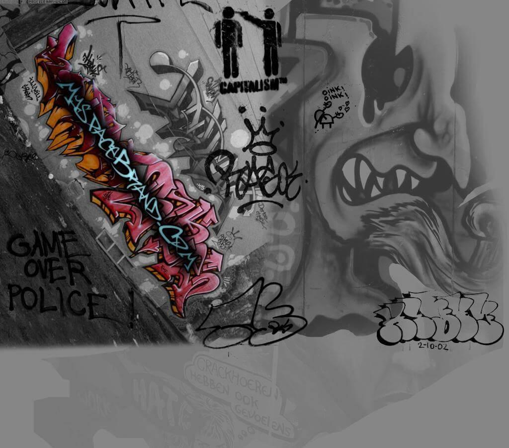 gangster screensaver