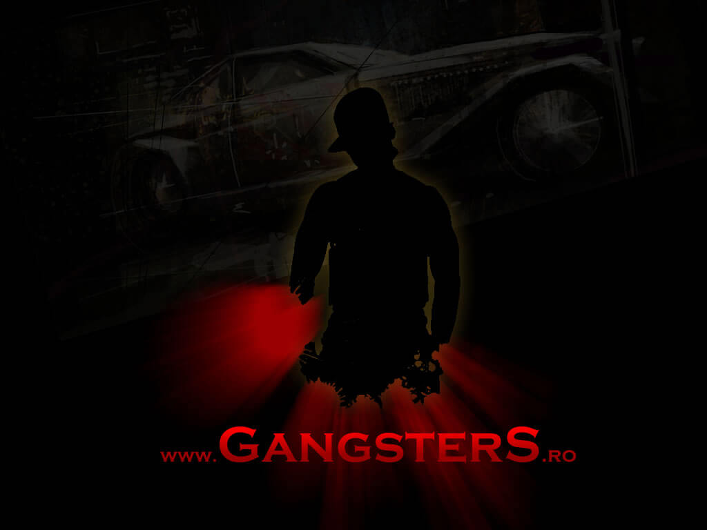 picture of gangster
