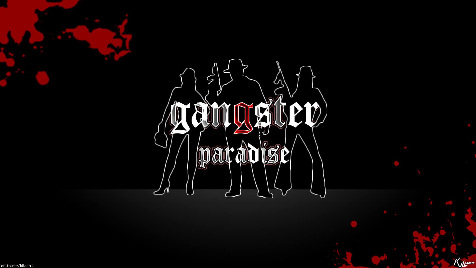 fantastic gangsters background