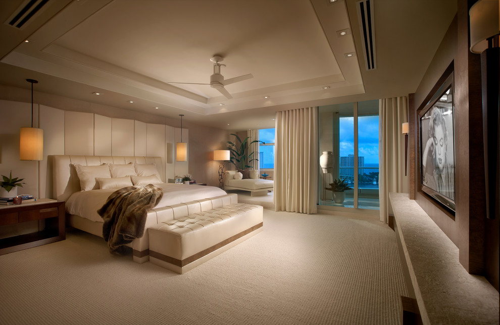 25 master bedroom decorating ideas designs design for Designs of master bedroom