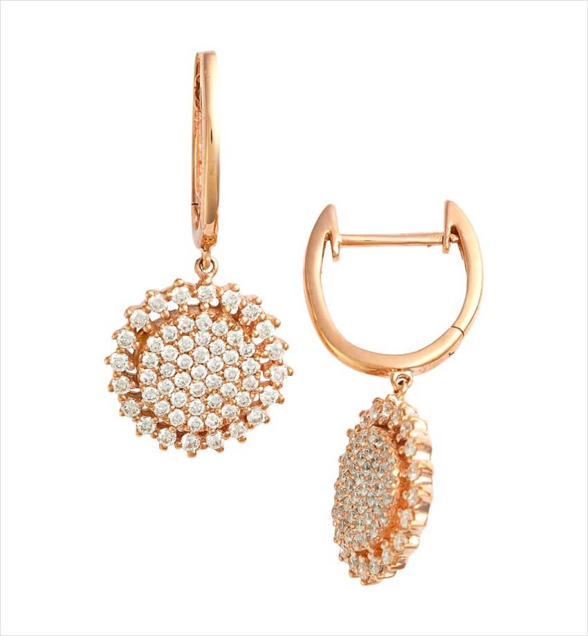 bony levy abella diamond drop earrings 1