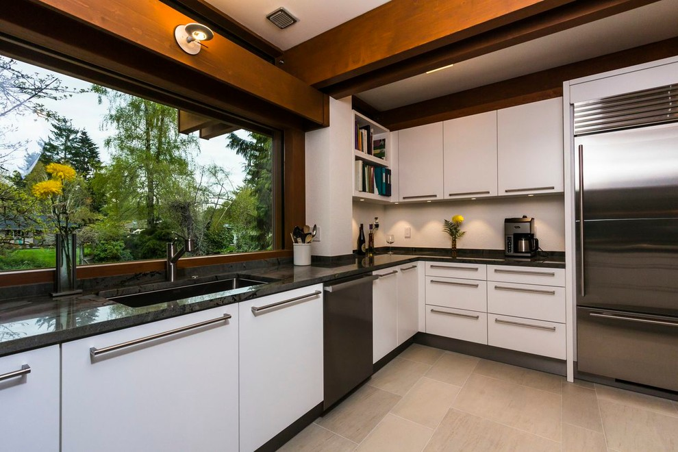 german style modern kitchen seattle
