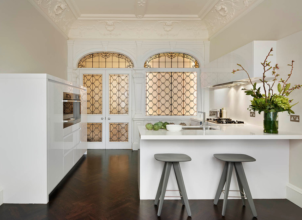 london charm kitchen design