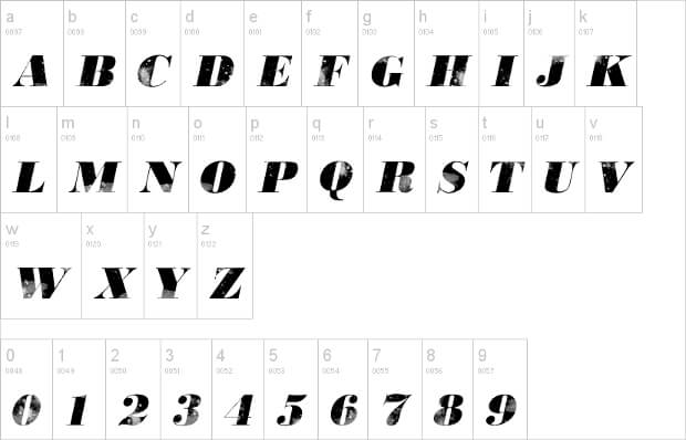 great typography fonts