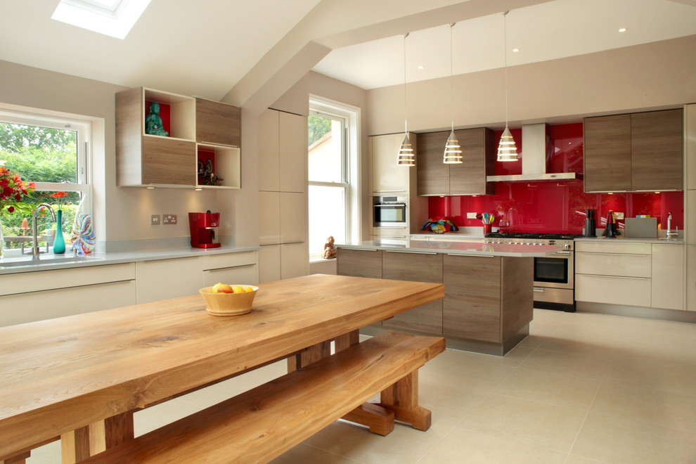 contemporary kitchen south east style1