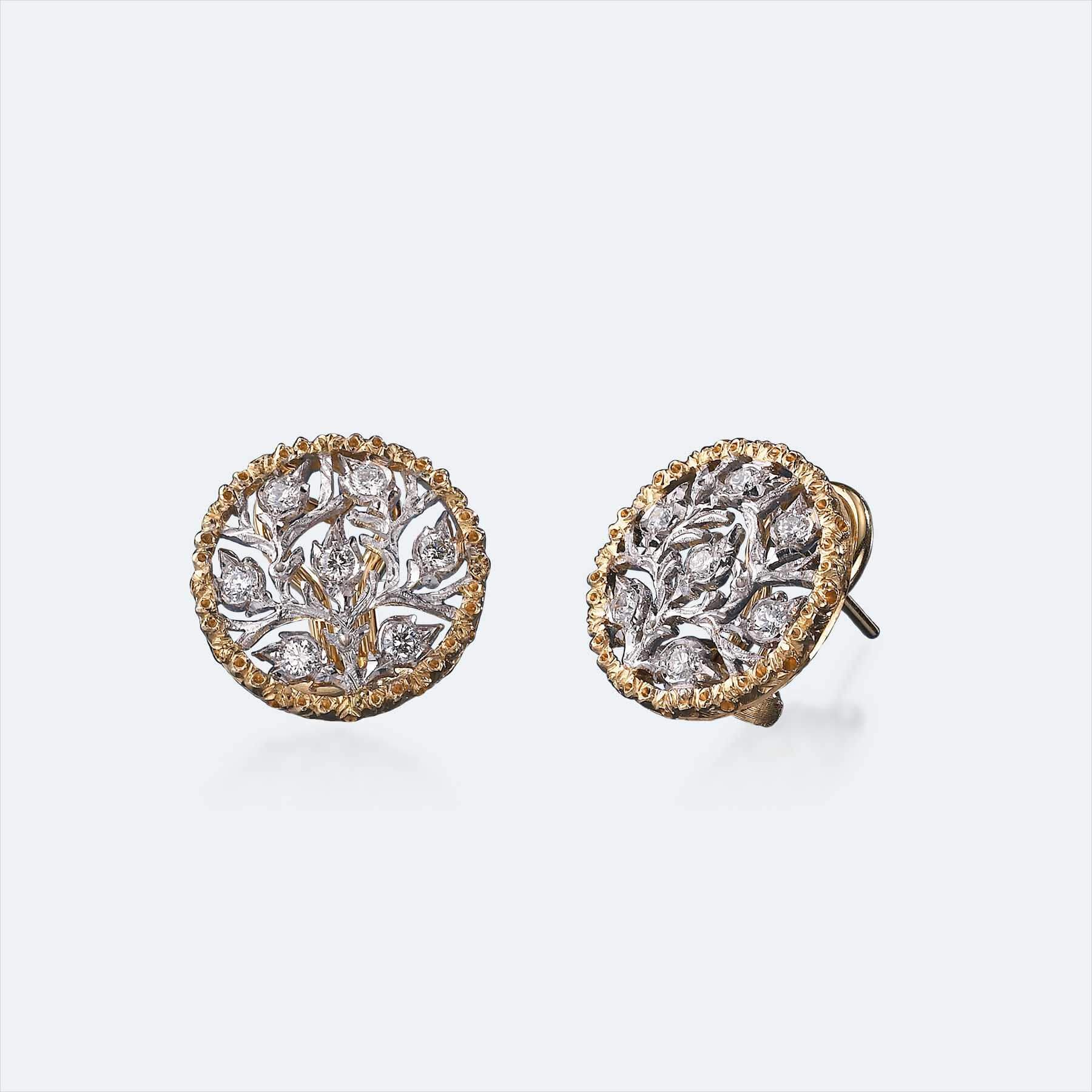 25 Diamond Earrings Designs Ideas Design Trends