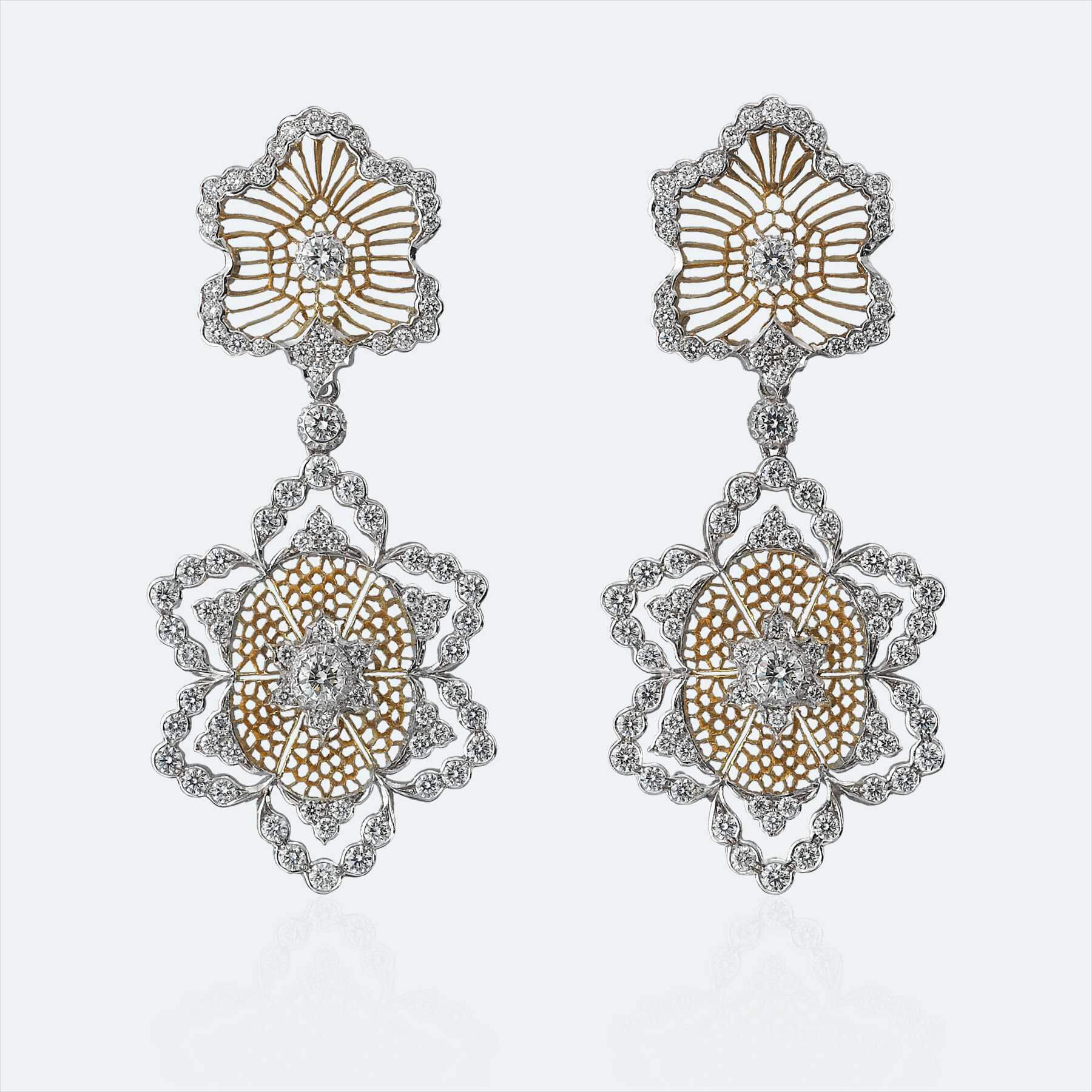 white and yellow gold with diamonds 1