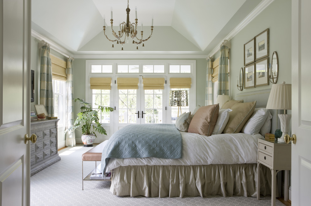 Farm Fresh traditional bedroom