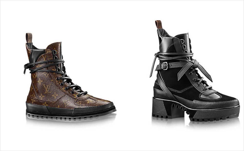 amazing louis vuitton leather lace shoes