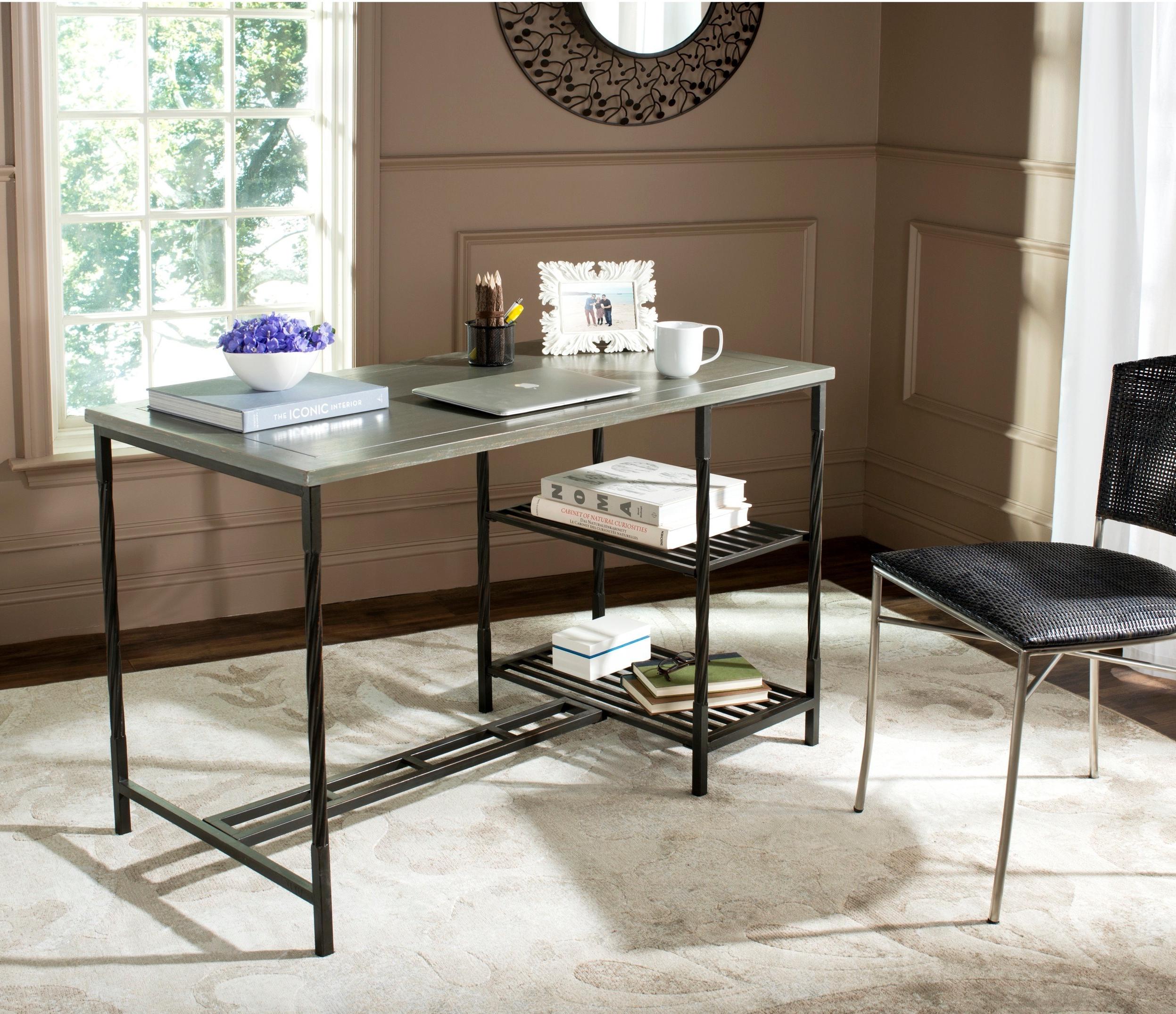 Simple Office Desk Model