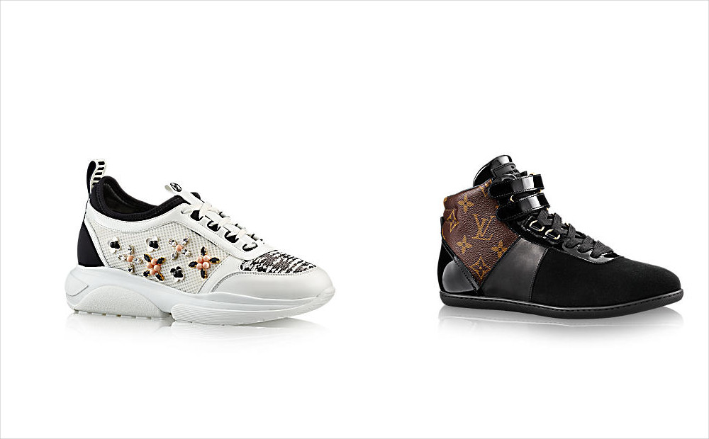 Louis Vuitton Fabulous Sneakers