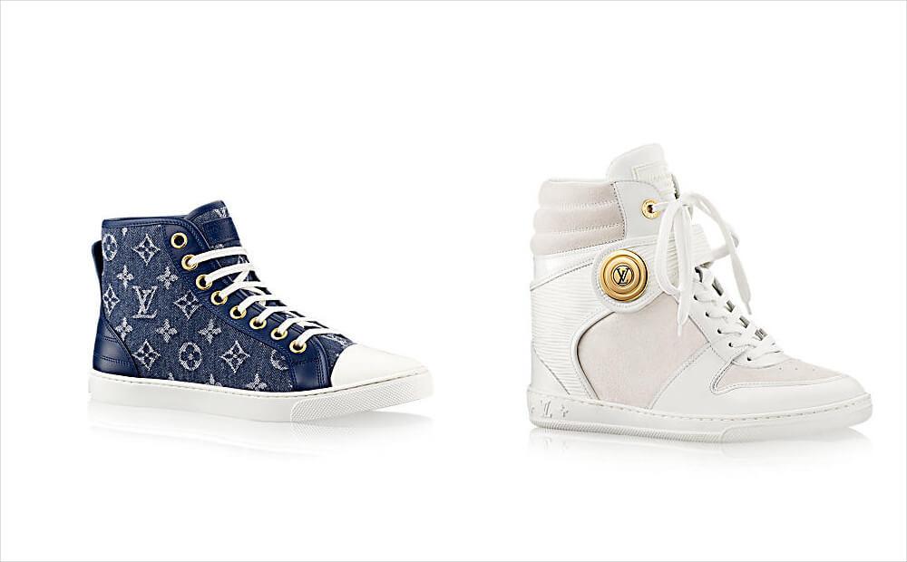 louis vuitton summer version sneakers
