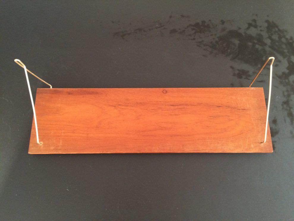danish vintage mid century floating wall shelf e1460608798505