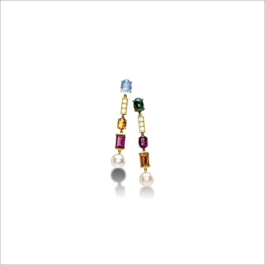BVLGARI - Allegra Gold Earringss
