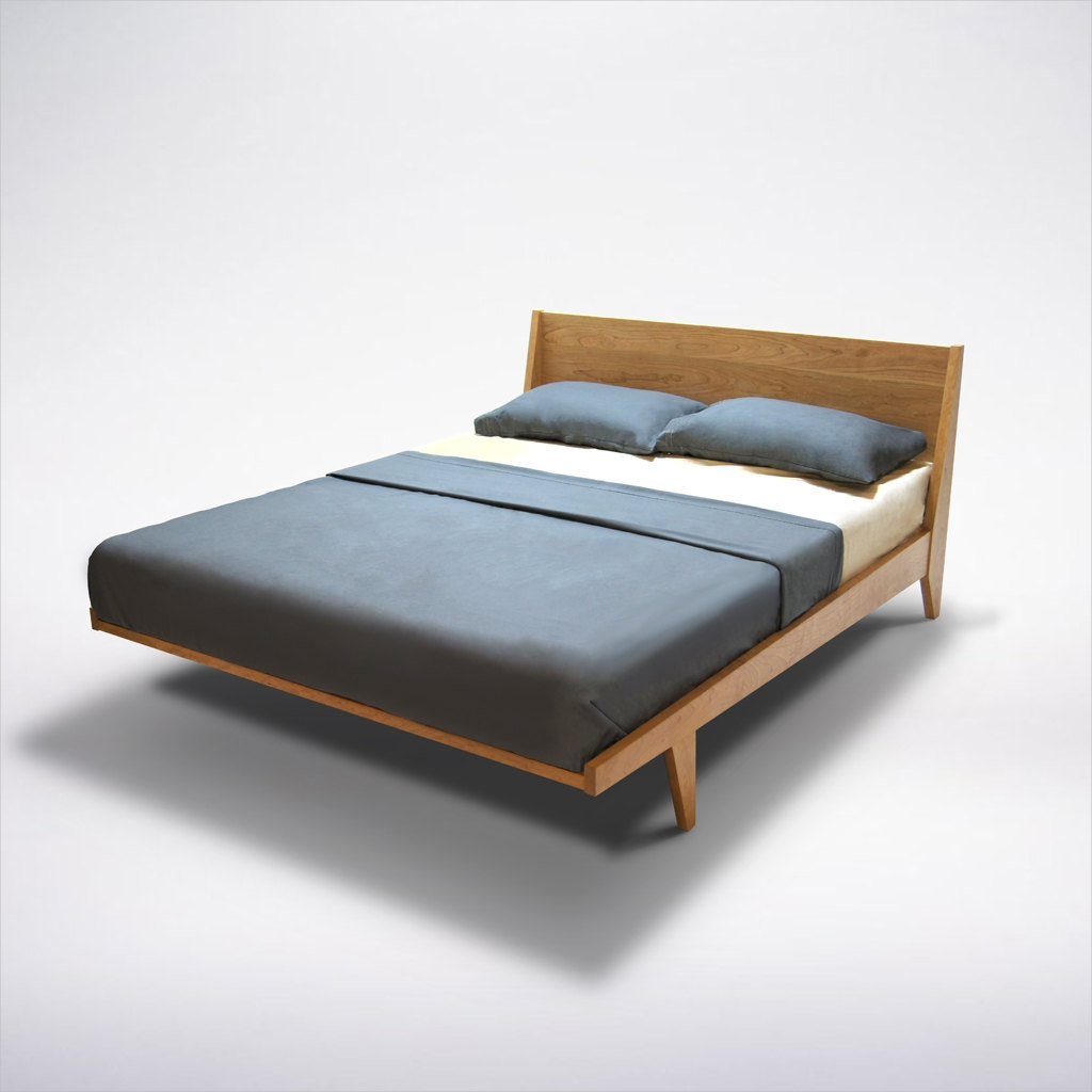 23 danish modern furniture designs ideas plans design for Modern bed images