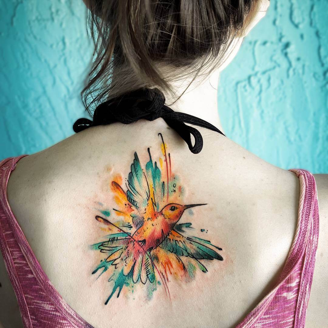 27+ Hummingbird Tattoo Designs, Ideas | Design Trends - Premium ...