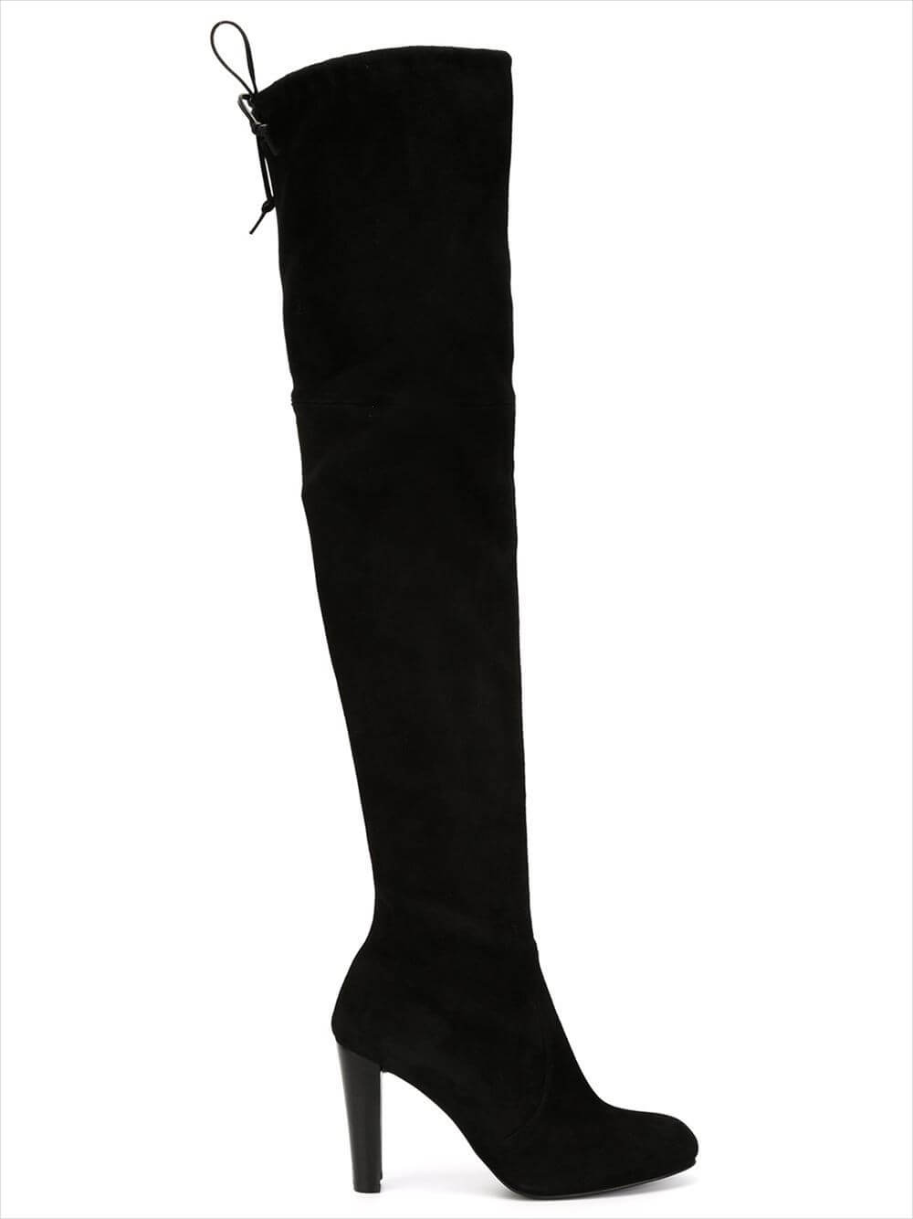 Stuart Weitzman High Heel Over Knee Boots