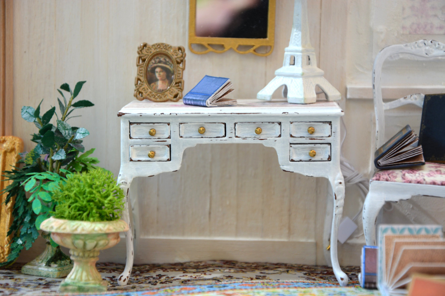 French White Painted Furniture